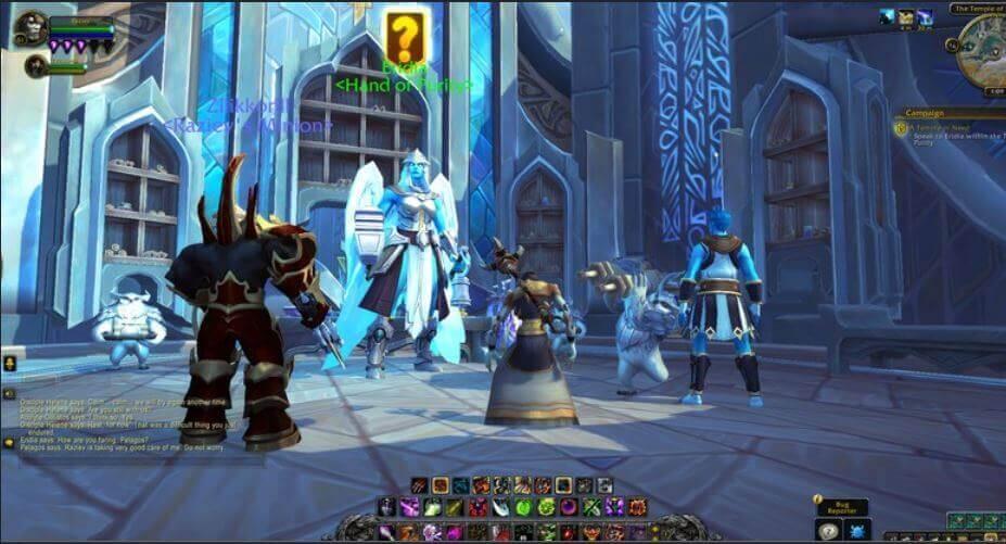 World of Warcraft Shadowlands free download