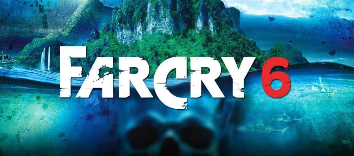 Far Cry 6 download cover