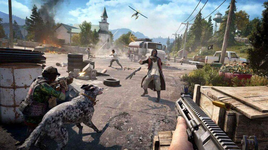 Far Cry 6 download wallpaper