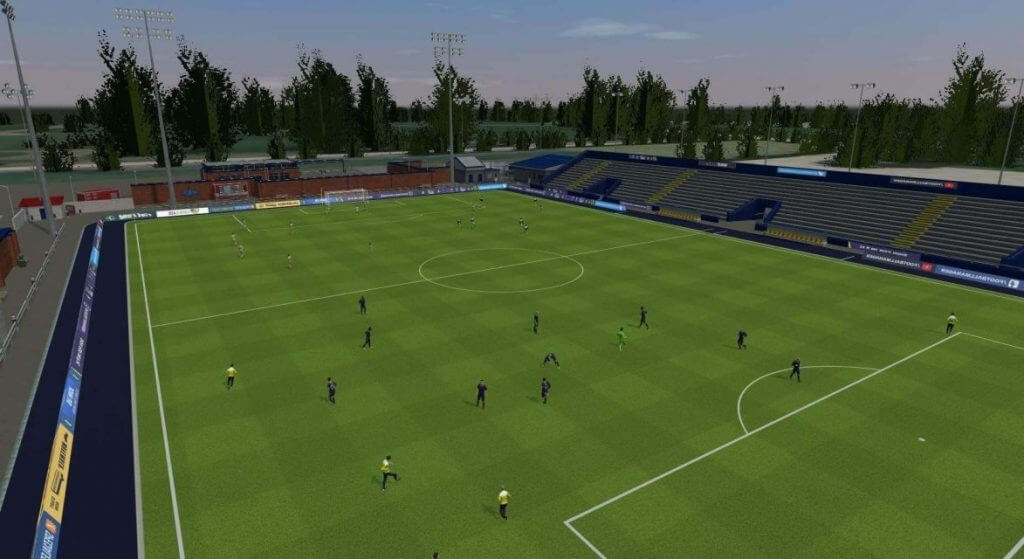 Football Manager 2021 download wallpaper