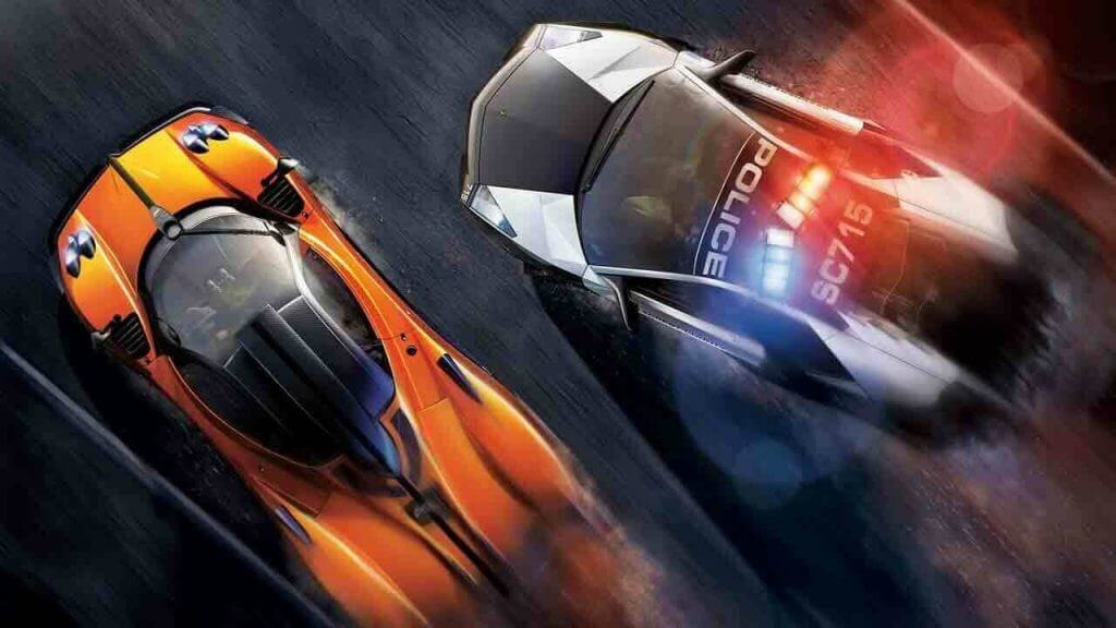 Need for Speed Hot Pursuit Remastered download cover