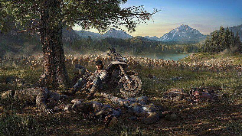 Days Gone download cover