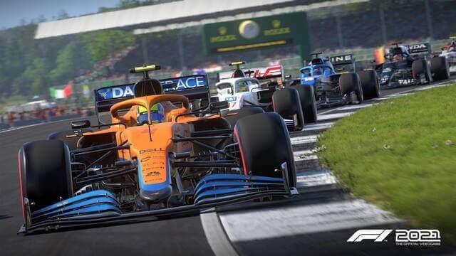 F1 2021 crack