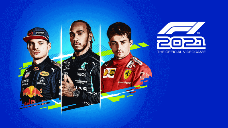 F1 2021 download cover