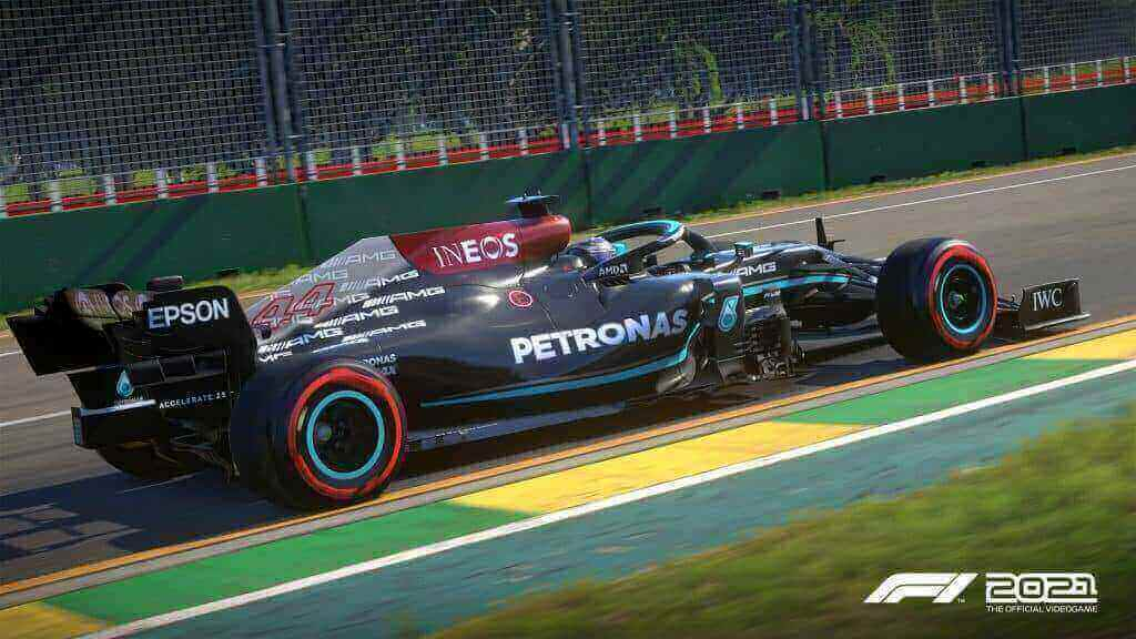 F1 2021 pc version for free