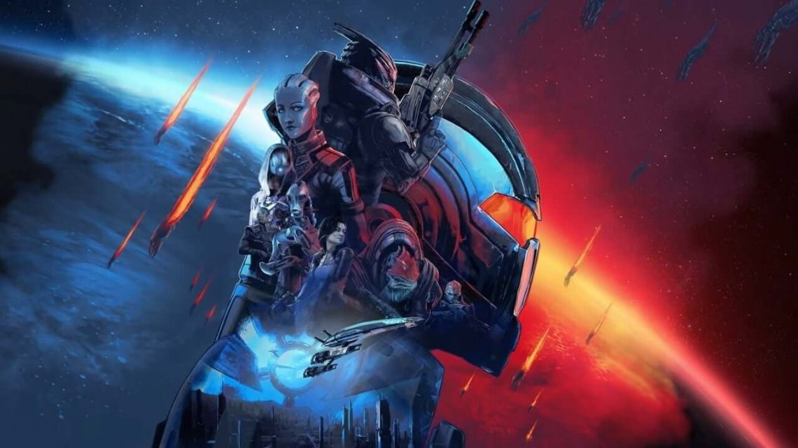 Mass Effect Legendary Edition download cover