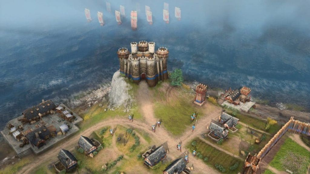 Age of Empires IV download wallpaper
