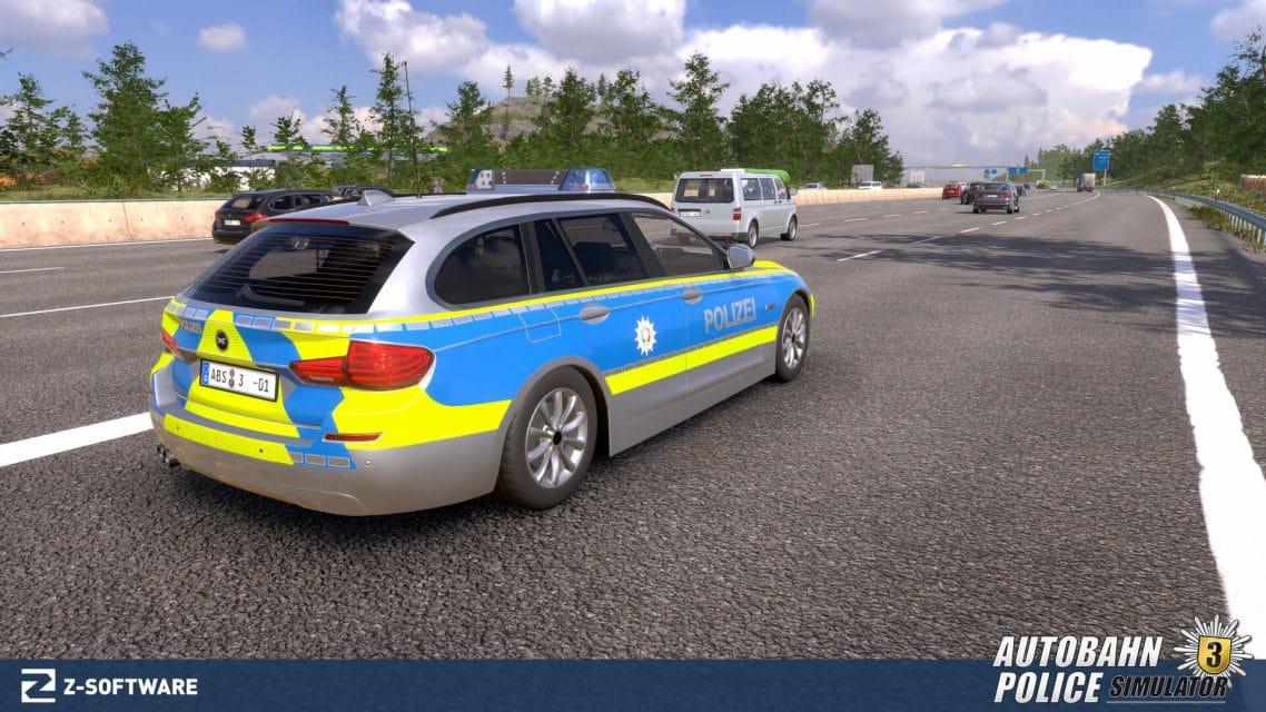 Autobahn Police Simulator 3 cover