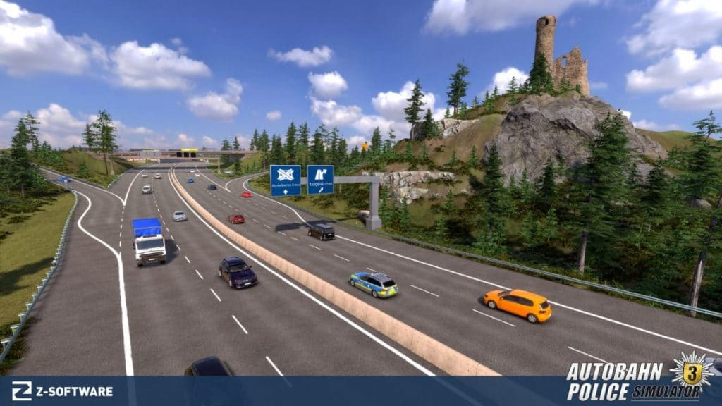 Autobahn Police Simulator 3 download pc version for free