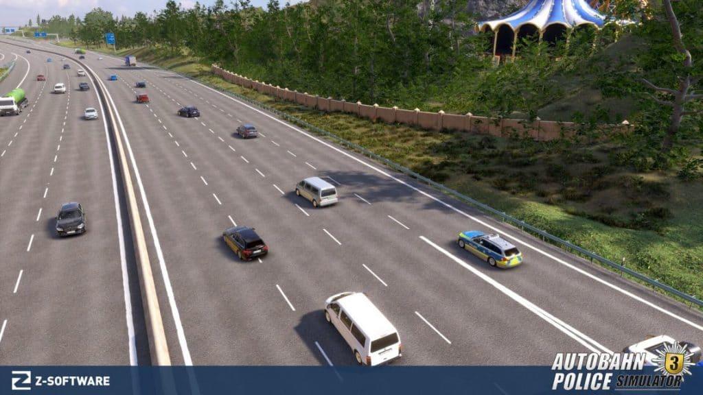 Autobahn Police Simulator 3 free download