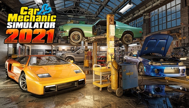 Car Mechanic Simulator 2021 cover