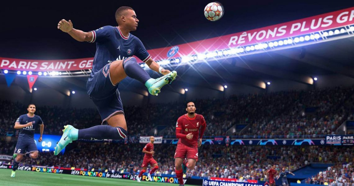 FIFA 22 download cover