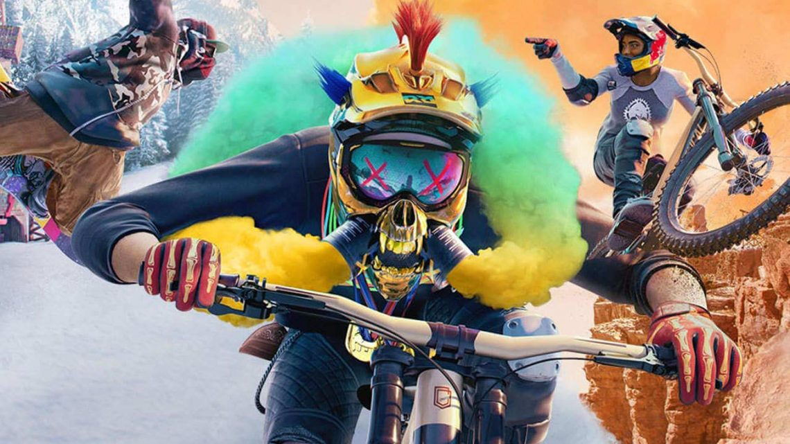 Riders Republic download cover